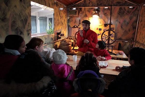Les ateliers culturels et pedagogiques de Tiligolo
