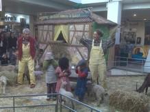 Le spectacle des bebes animaux de Tiligolo