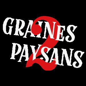 Logo nouveau spectacle Graines 2 Paysans